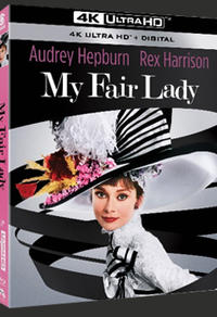 Gagnez un 4K Ultra-HD du film My Fair Lady