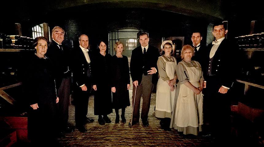 Découvrez les premières images du film Downton Abbey