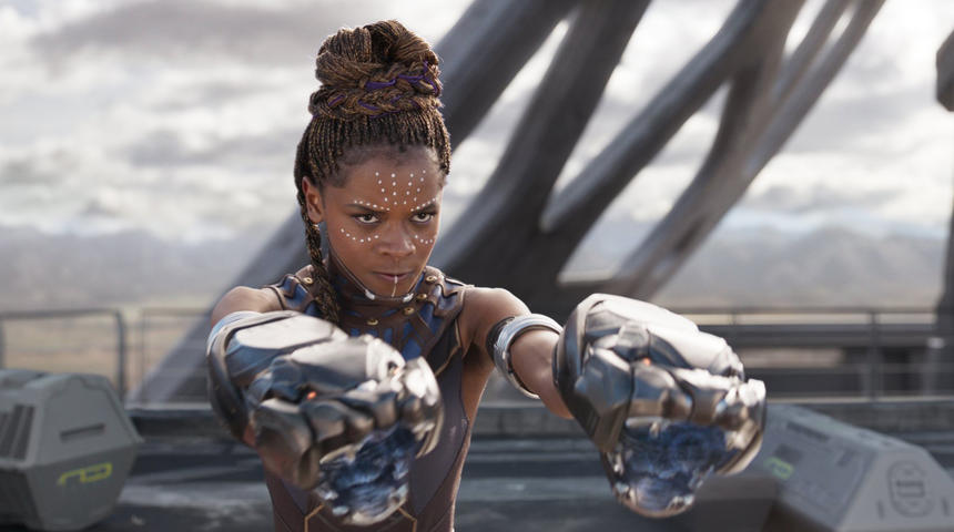 Black Panther 2 portera sur le personnage de Shuri